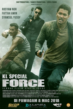 KL Special Force (2018)