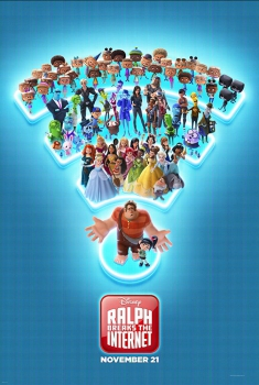 Ralph 2 Breaks the Internet (2018)