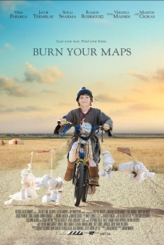 Burn Your Maps (2016)